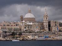 Valletta Harbour Tour