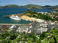 Port Chalmers again
